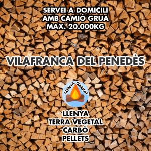 Compra Llenya Vilafranca del Penedès
