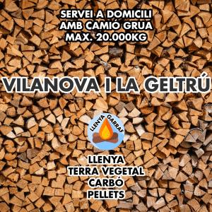 Compra Llenya Vilanova i la Geltrú