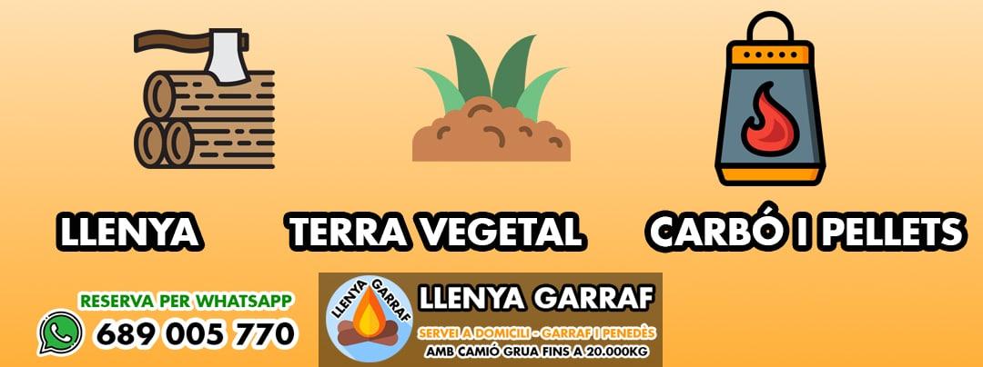 Leña Garraf