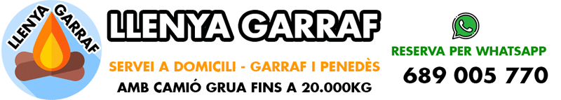 Llenya Garraf Sitges