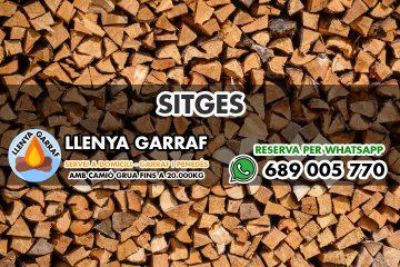 Venta de Leña en Sitges
